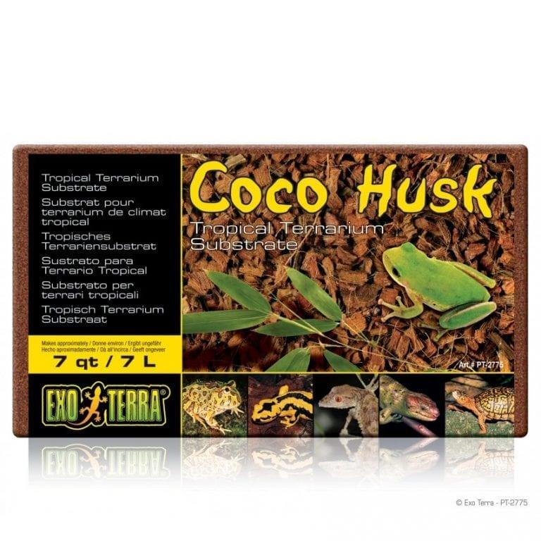 Exo Terra Coco Husk7L hos Tropehagen