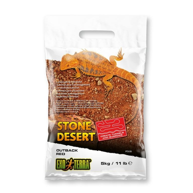 Stone-Desert hos Tropehagen