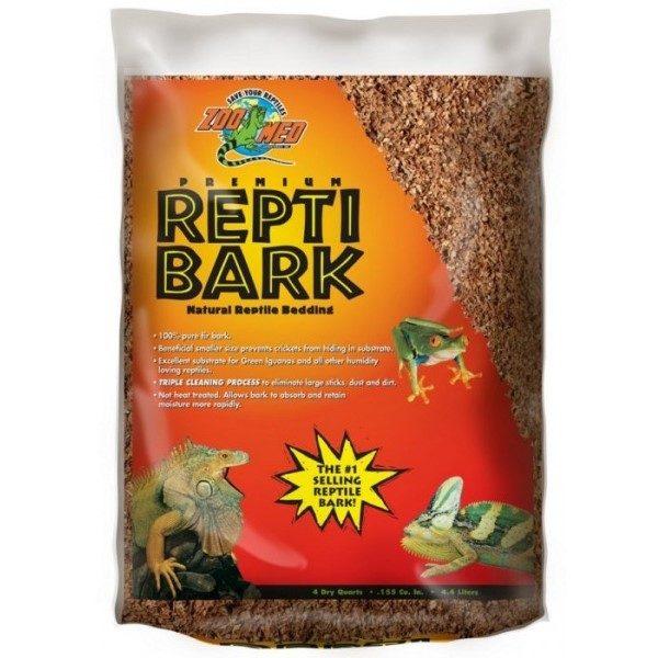 Zoo Med ReptiBark hos Tropehagen