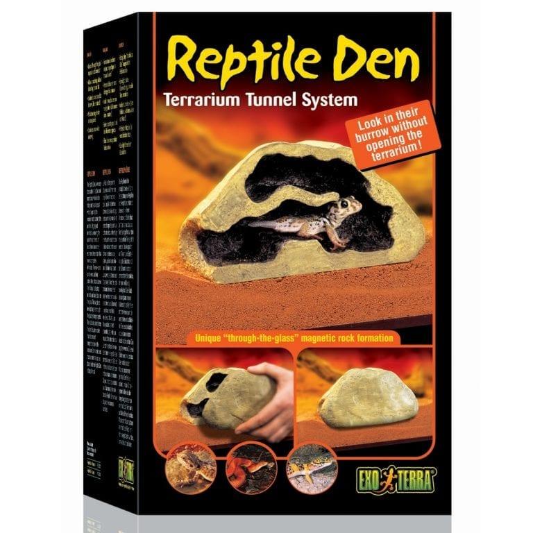Reptile Den hos Tropehagen