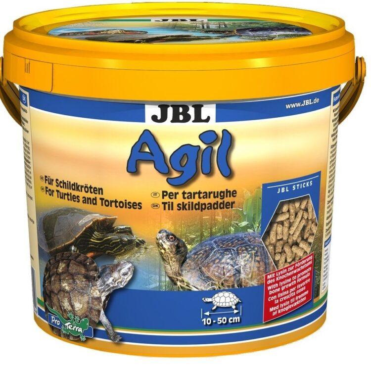 JBL Agil vannskilpadde pellets 2500ml