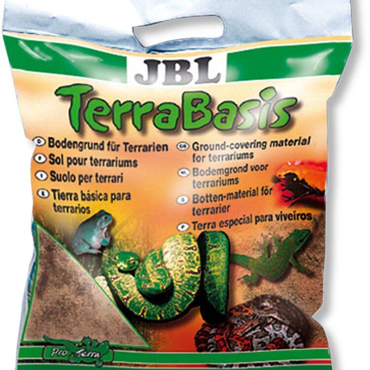 TERRABASIS TIL TERRARIER JBL hos Tropehagen