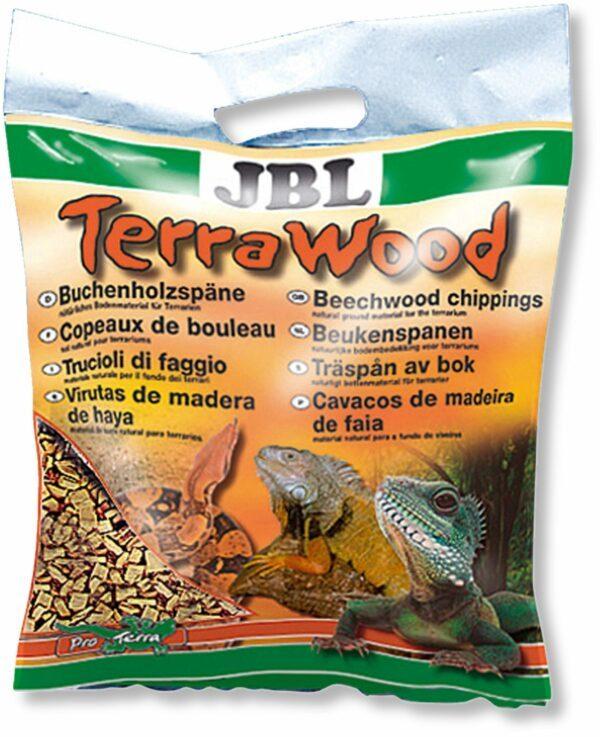 TERRAWOOD TIL TERRARIER JBL 5 liter